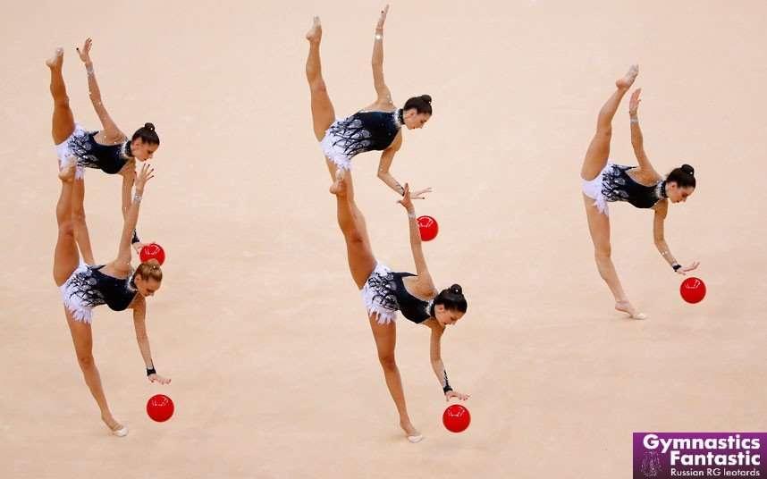 Rhythmic Gymnastics Groups — Gymnastics Fantastic Shop
